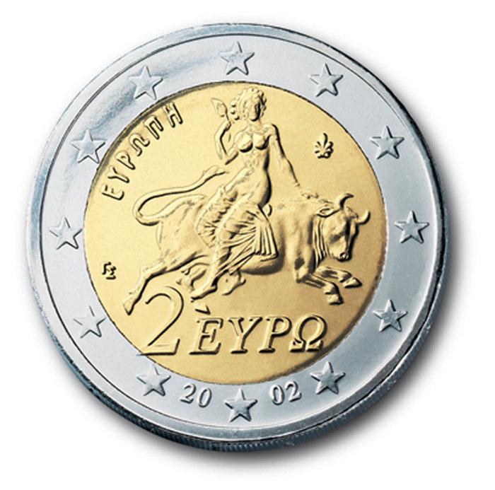 Ελληνικό κέρμα των 2 ευρώ πωλείται στο eBay 80.000 ευρώ!