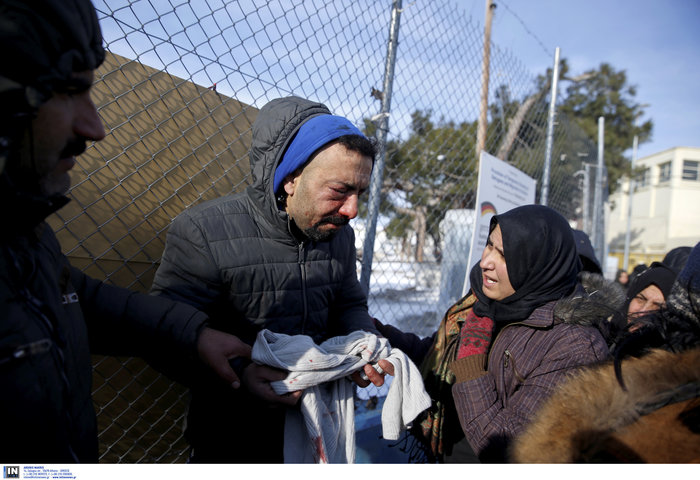 Διαβατά: Επεισόδια μεταξύ οδηγών και προσφύγων-Δύο τραυματίες - εικόνα 6