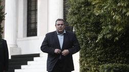 """Κύκλοι ΑΝΕΛ: """"Ανησυχούν στον ΣΥΡΙΖΑ και ψάχνουν τον Καμμένο"""""""