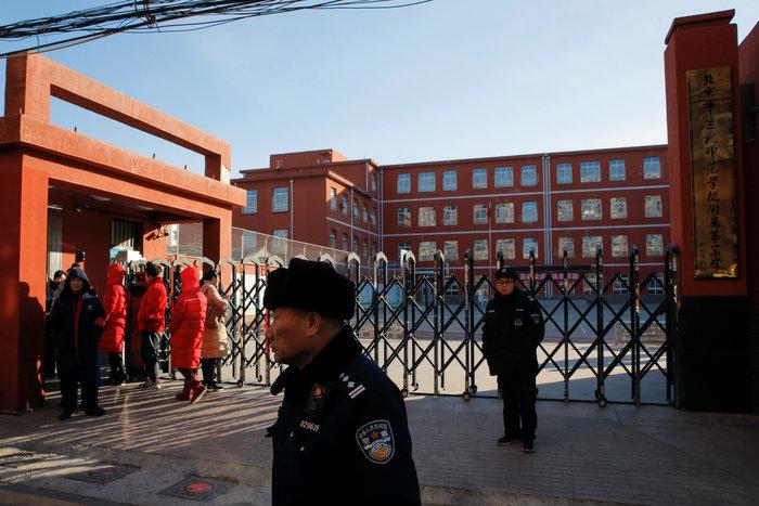 Τρόμος στο Πεκίνο: άνδρας μαχαίρωσε 20 μαθητές (φωτό)
