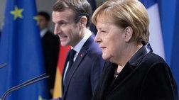 Μακρόν και Μέρκελ υπογράφουν νέα Συνθήκη Γαλλογερμανικής Συνεργασίας