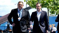 """Ολιγοήμερη """"ανακωχή"""" λόγω της επίσκεψης Μέρκελ στην Αθήνα"""