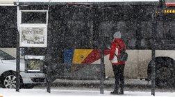 Συνεχίζεται η επέλαση της Υπατίας - Κρύο, βροχές και χιόνια