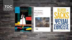 Toc Books: Οι μητέρες, Βίοι αγρίων και αδέσποτων αγίων, οι Ψευδαισθήσεις