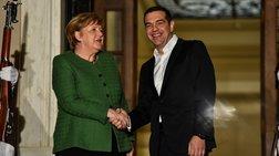 Άγκελα Μέρκελ: Σημαντικός ο ρόλος της Ελλάδας στα Βαλκάνια