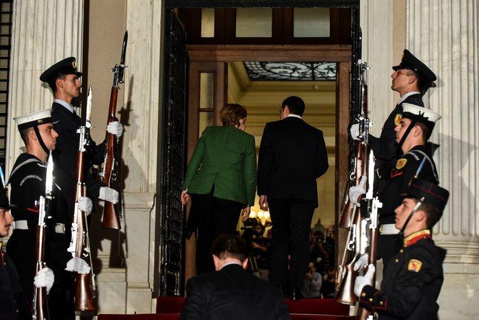 Άγκελα Μέρκελ: Σημαντικός ο ρόλος της Ελλάδας στα Βαλκάνια - εικόνα 2