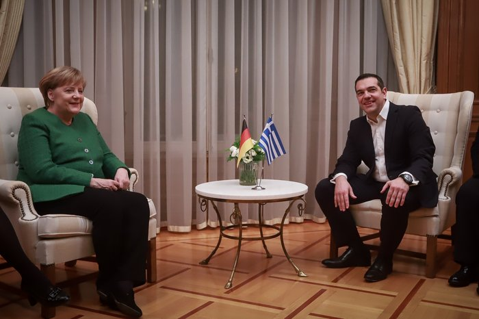 Άγκελα Μέρκελ: Σημαντικός ο ρόλος της Ελλάδας στα Βαλκάνια - εικόνα 4