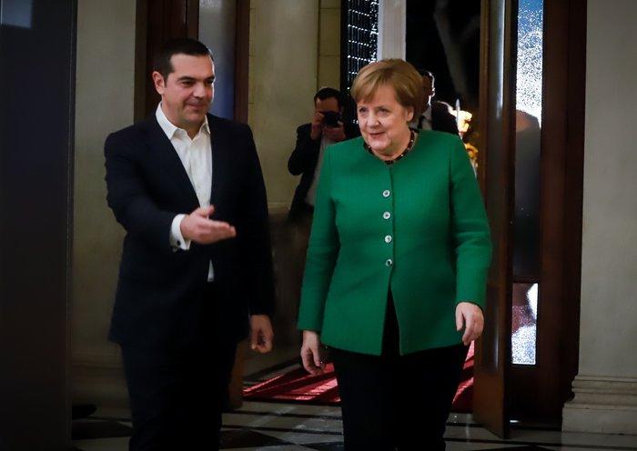 Άγκελα Μέρκελ: Σημαντικός ο ρόλος της Ελλάδας στα Βαλκάνια - εικόνα 3
