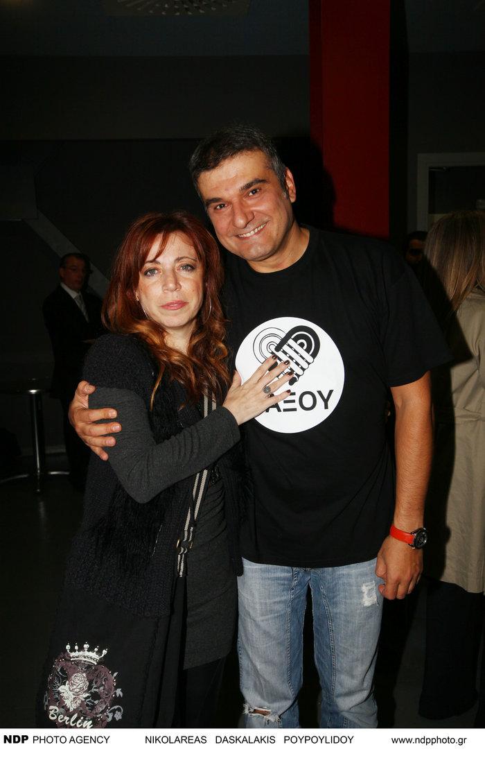 Αποκαλύφθηκε η άγνωστη σχέση της Δήμητρα Παπαδοπούλου με γνωστό ηθοποιό