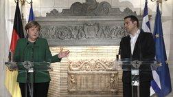 Μέρκελ: Καμία ανταλλαγή του ονοματολογικού με μεταρρυθμίσεις