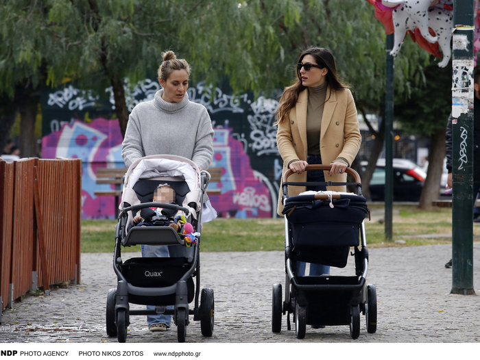 Ελεονώρα - Φλορίντα με τις κόρες τους: Τι είδαν οι μαμάδες και τρόμαξαν;