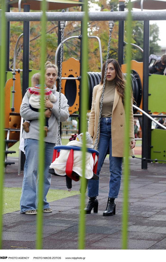 Ελεονώρα - Φλορίντα με τις κόρες τους: Τι είδαν οι μαμάδες και τρόμαξαν; - εικόνα 7