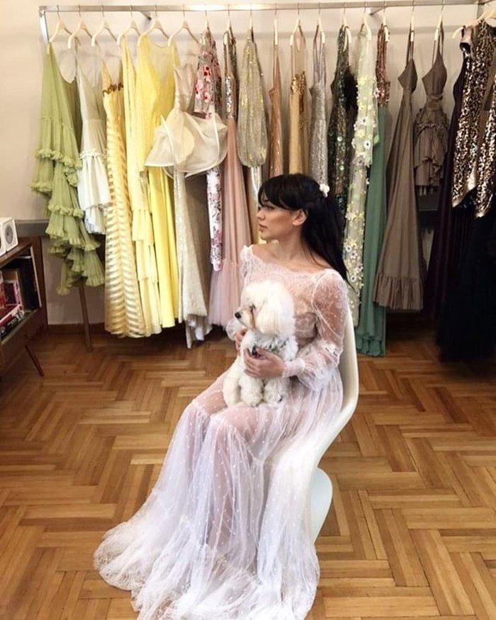 Η κόρη του Λευτέρη Πανταζή, Κόνι Μεταξά, ντύθηκε νύφη
