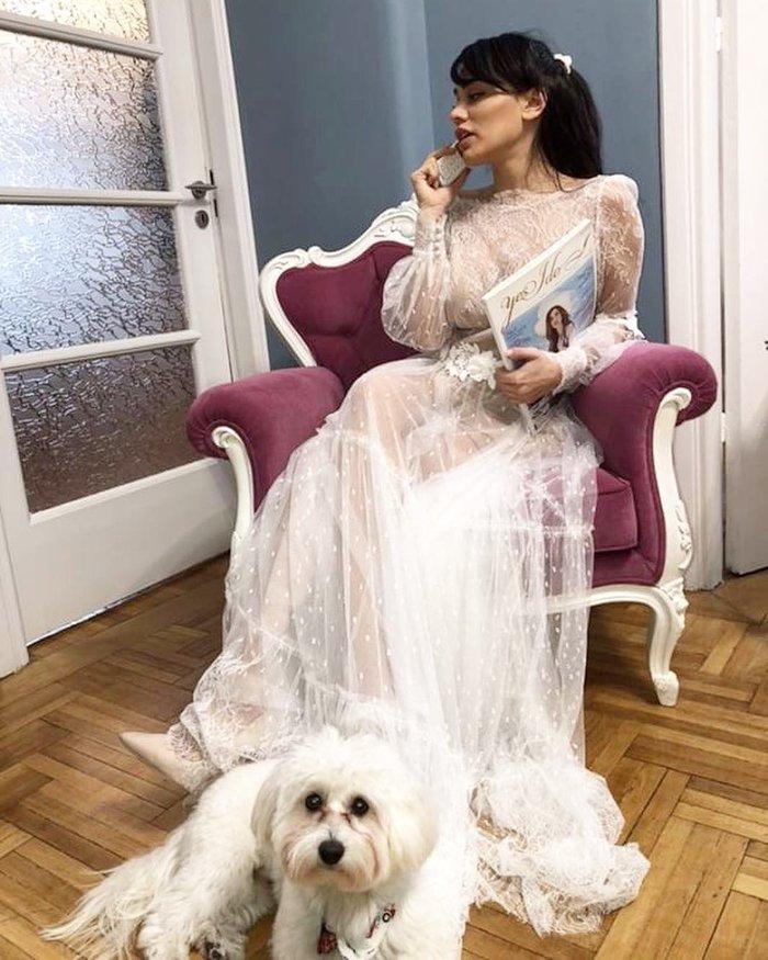 Η κόρη του Λευτέρη Πανταζή, Κόνι Μεταξά, ντύθηκε νύφη - εικόνα 2