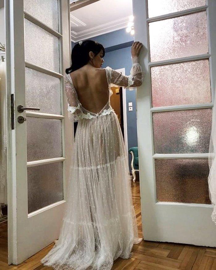 Η κόρη του Λευτέρη Πανταζή, Κόνι Μεταξά, ντύθηκε νύφη - εικόνα 3