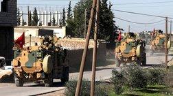 Τουρκία: Ενισχύσεις στα σύνορα με τη Συρία στέλνει η Άγκυρα