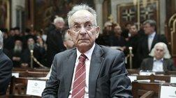 Έφυγε από τη ζωή ο Δημήτρης Σιούφας σε ηλικία 75 ετών