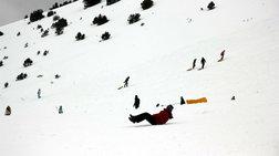 Κλειστό το χιονοδρομικό Καλαβρύτων μετά από χιονοστιβάδα