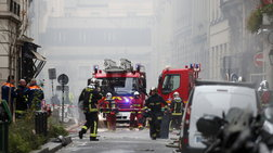 Τραγωδία στο Παρίσι με 4 νεκρούς από έκρηξη σε αρτοποιείο