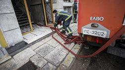 Έκρηξη φιάλης υγραερίου στην Ηλιούπολη με γυναίκα τραυματία