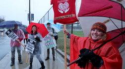 Η πρώτη απεργία εκπαιδευτικών στο Λος Άντζελες εδώ και 30 χρόνια
