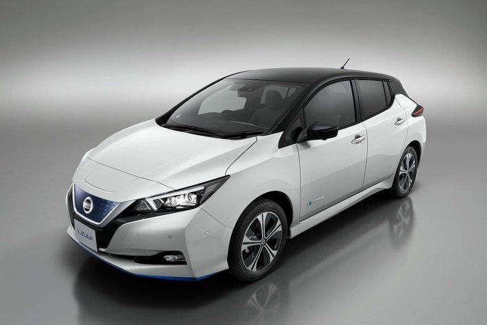Νέες εκδόσεις Nissan Leaf με μεγαλύτερη αυτονομία και μέχρι 217 ίππους - εικόνα 2