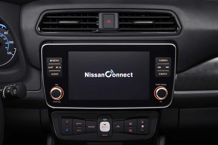 Νέες εκδόσεις Nissan Leaf με μεγαλύτερη αυτονομία και μέχρι 217 ίππους - εικόνα 4