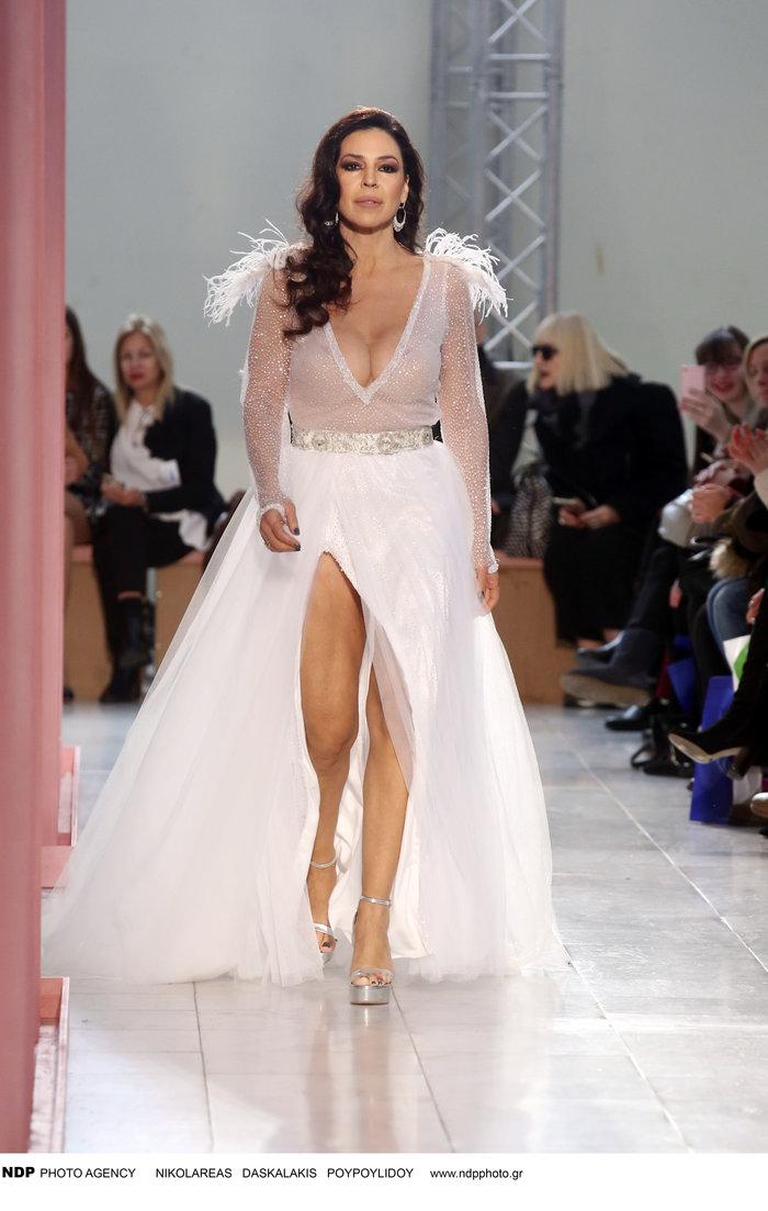 Ναταλία Δραγούμη: Αποκαλυπτική νύφη 18 χρόνια μετά τον γάμο της [Εικόνες]