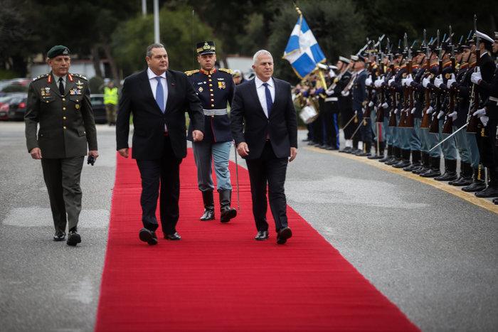 Καμμένος: Θα εγκατέλειπα την πολιτική, αλλά παραδίδουν τη Μακεδονία - εικόνα 2