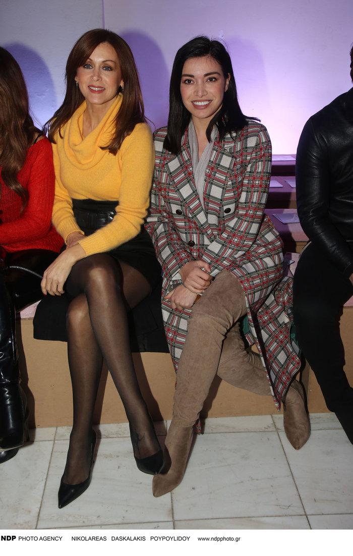 Αγνώριστη η Όλγα Φαρμάκη στο Bridal Fashion Week [Εικόνες] - εικόνα 4