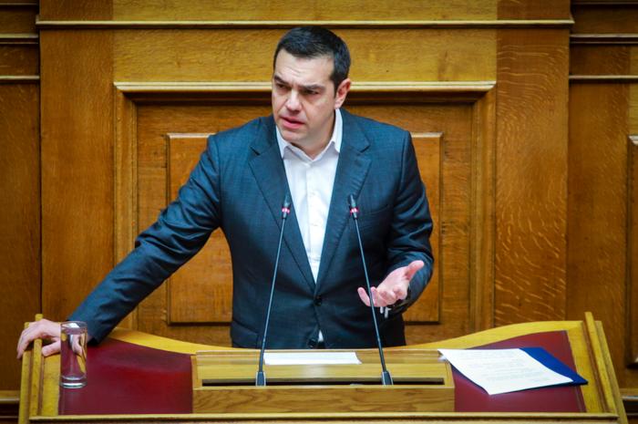 Αγρια κόντρα στη Βουλή για ψήφο εμπιστοσύνης, Αποστολάκη και Πρέσπες - εικόνα 2