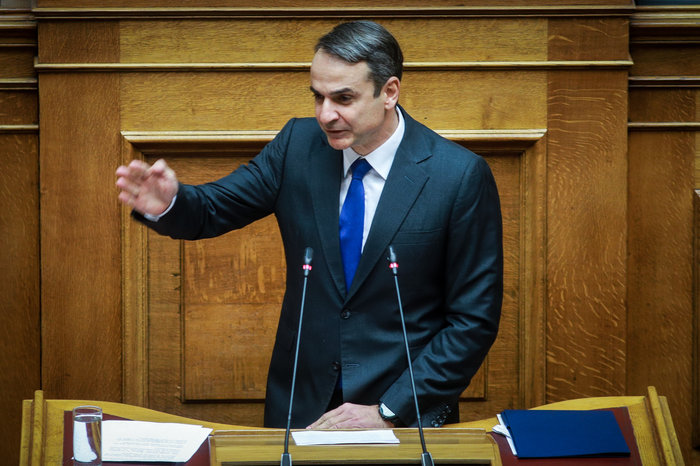 Αγρια κόντρα στη Βουλή για ψήφο εμπιστοσύνης, Αποστολάκη και Πρέσπες - εικόνα 6