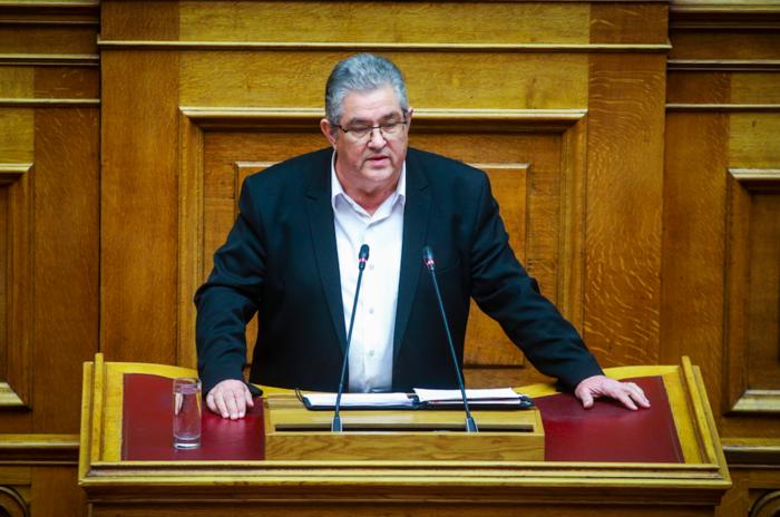 Αγρια κόντρα στη Βουλή για ψήφο εμπιστοσύνης, Αποστολάκη και Πρέσπες - εικόνα 9