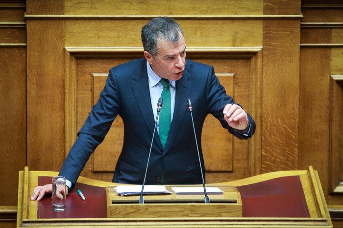 Αγρια κόντρα στη Βουλή για ψήφο εμπιστοσύνης, Αποστολάκη και Πρέσπες - εικόνα 10