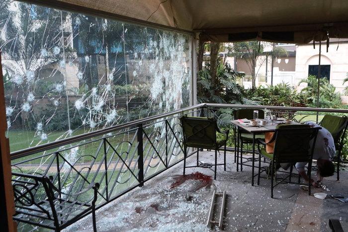 Πυροβολισμοί σε συγκρότημα ξενοδοχείου και γραφείων στο Ναϊρόμπι - εικόνα 3