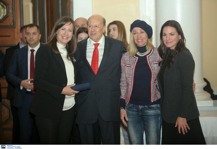 Κατερίνα Λυμπεροπούλου, Πάνος Καραγιάννης, Γκρέτα Λυμπεροπούλου, ΄Ολγα Κεφαλογιάννη