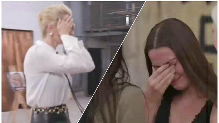Η Χριστοπούλου άλλαξε ξανά τo look της Εβελίνας -Τέλος το ξανθό μαλλί - εικόνα 2