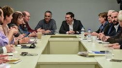 """ΣΥΡΙΖΑ: """"Καταλύτης για αναδιάταξη του πολιτικού σκηνικού οι Πρέσπες"""""""