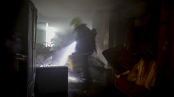 Πυρκαγιά στη Θεσσαλονίκη: 80χρονος άντρας εντοπίστηκε νεκρός