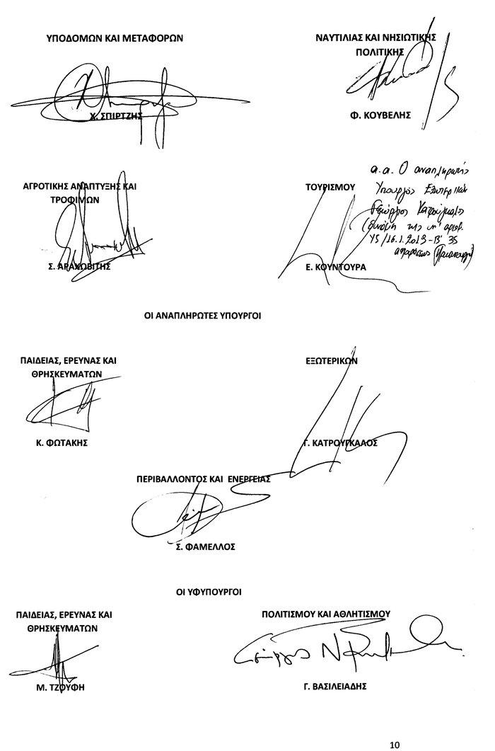 Στη Βουλή η συμφωνία των Πρεσπών - Η αιτιολογική έκθεση - εικόνα 9