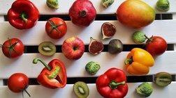 Φάτε καθημερινά διπλάσια φρούτα-λαχανικά και το μισό κρέας