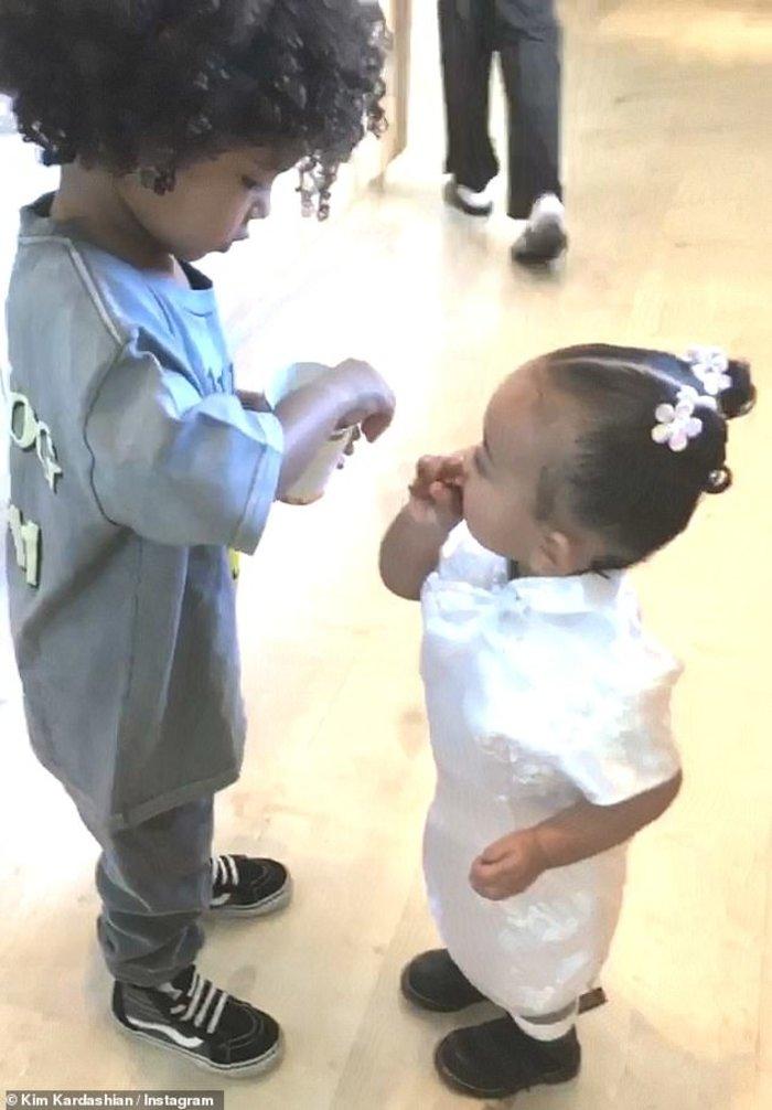 Ντίσνεϊλαντ η έπαυλη της οικογένειας Καρντάσιαν για τα γενέθλια της Chicago