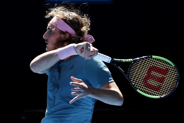 Θρίαμβος Τσιτσιπά! Πέρασε στον ημιτελικό του Australian Open (βίντεο) - εικόνα 4