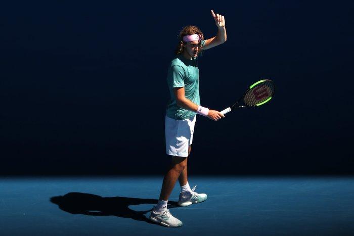 Θρίαμβος Τσιτσιπά! Πέρασε στον ημιτελικό του Australian Open (βίντεο) - εικόνα 7