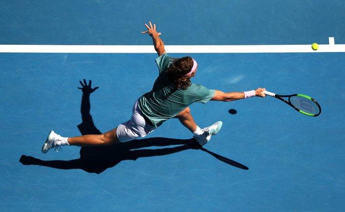 Θρίαμβος Τσιτσιπά! Πέρασε στον ημιτελικό του Australian Open (βίντεο) - εικόνα 8