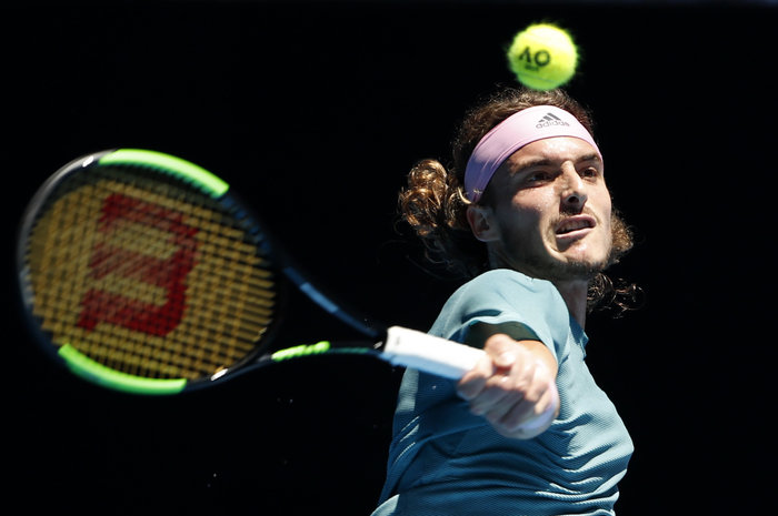 Θρίαμβος Τσιτσιπά! Πέρασε στον ημιτελικό του Australian Open (βίντεο) - εικόνα 5