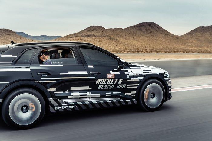 Το αυτοκίνητο γίνεται VR