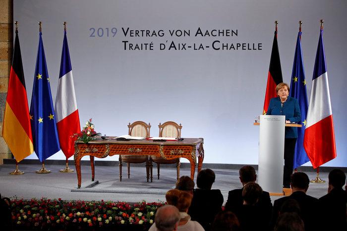 Τι σημαίνει για την Ευρώπη η Συνθήκη του Άαχεν που υπέγραψαν Μέρκελ-Μακρόν - εικόνα 3