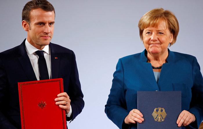 Τι σημαίνει για την Ευρώπη η Συνθήκη του Άαχεν που υπέγραψαν Μέρκελ-Μακρόν - εικόνα 7