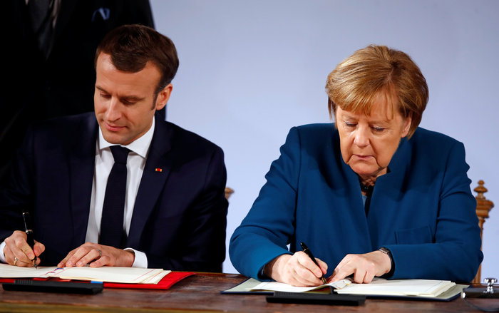 Τι σημαίνει για την Ευρώπη η Συνθήκη του Άαχεν που υπέγραψαν Μέρκελ-Μακρόν - εικόνα 8
